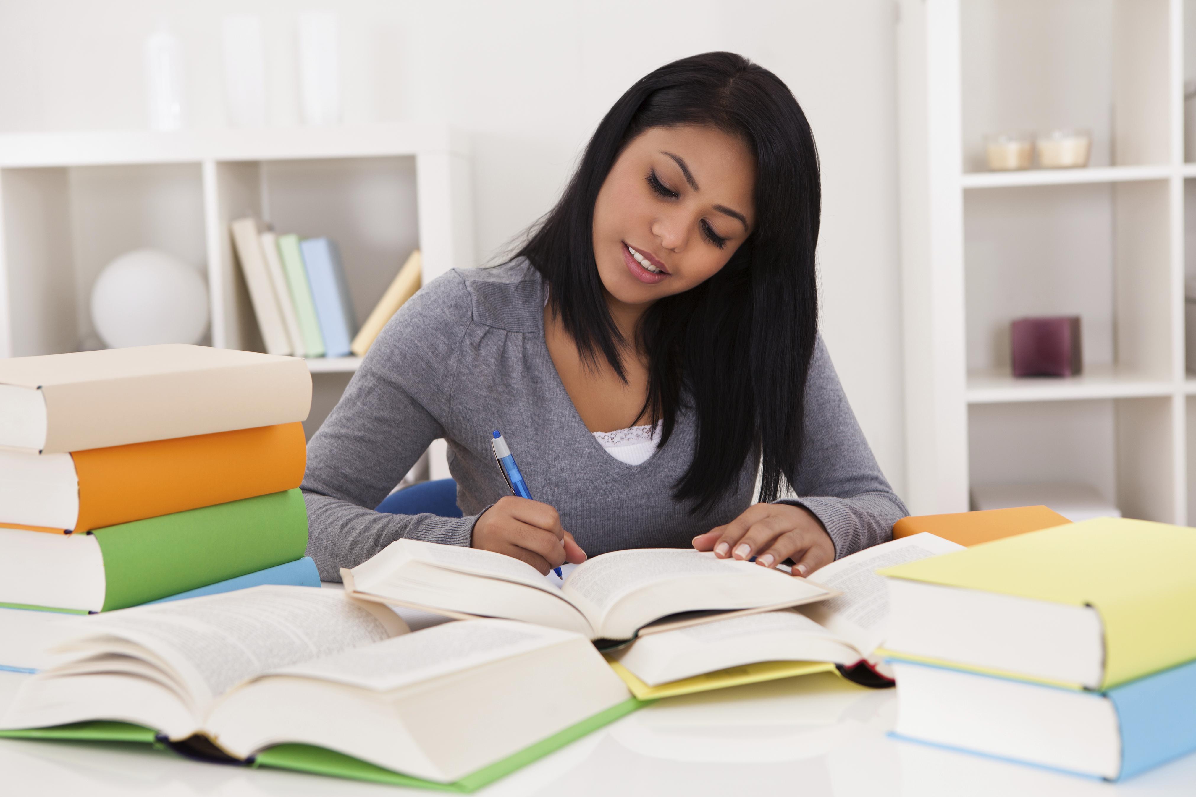 勉強だけに集中できる