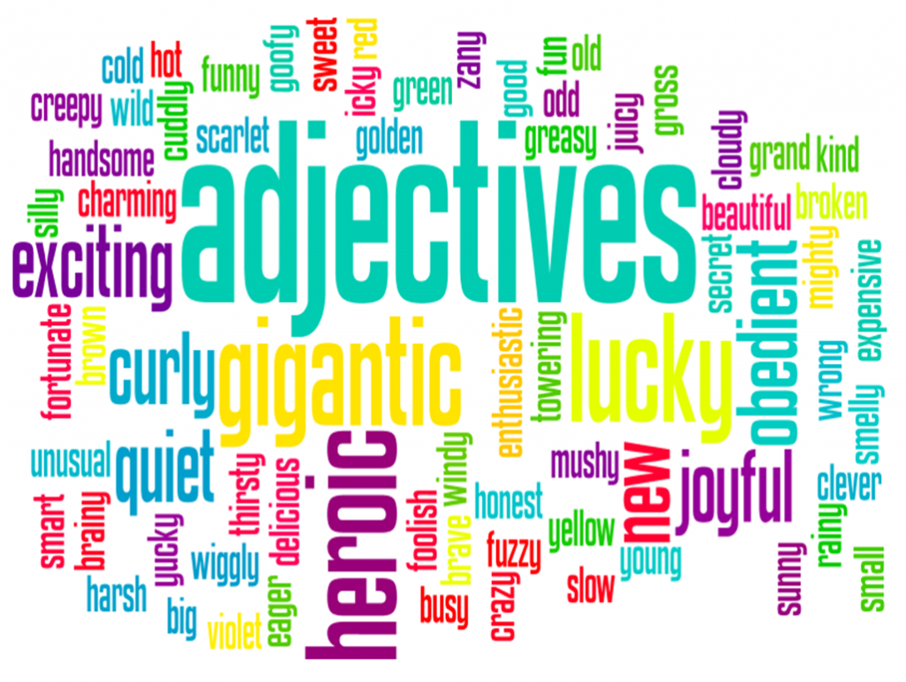 english-adjectives